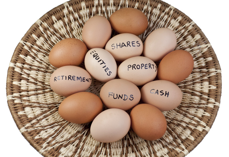 "Does it pay to put all of your eggs into your ""bond basket""?"