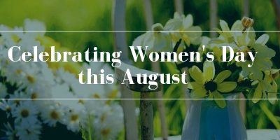 Women's day in August